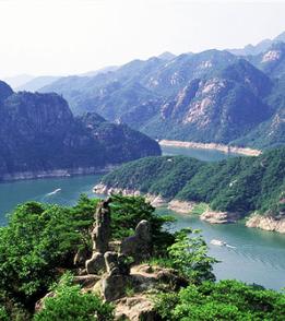 Depiction of Woraksan_National_Park